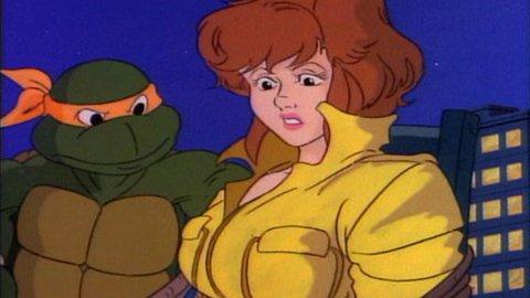 Teenage Mutant Ninja Turtles, April O'Neil's cosplay from Lada Lyumos is a bomb
