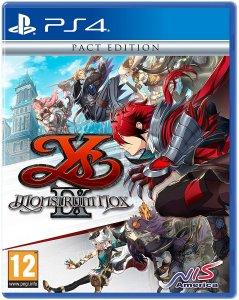Ys IX: Monstrum Nox per PlayStation 4
