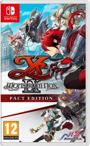 Ys IX: Monstrum Nox per Nintendo Switch