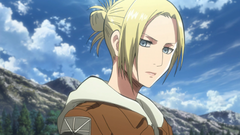 Attack on Titan: Akemy.Sama's Annie Leonhart cosplay is perfect