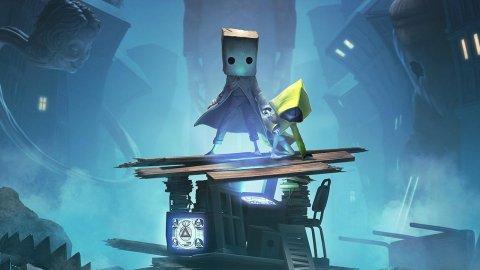 PlayStation Store: Little Nightmares 2 and Ys IX: Monstrum Nox