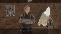 NieR Replicant ver.1.22474487139 - Dieci minuti di gameplay dal Tempio Arido
