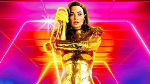 Wonder Woman 1984 available from today in Italy, a 10-minute preview video