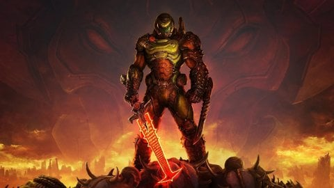 DOOM Eternal, trailer for PS5, Xbox Series X and Update 6 versions