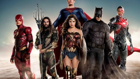 Justice League, the Snyder Cut on Sky at the same time worldwide: it's official