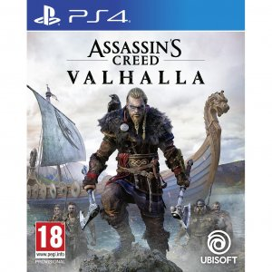 Assassin's Creed Valhalla per PlayStation 4