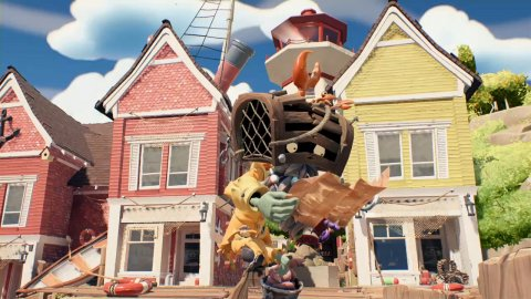 Plants Vs. Zombies: Battle for Neighborville on Switch ran at 2-3 frames per second