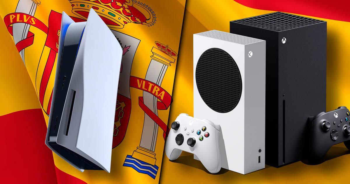 PS5 batte Switch e Xbox Series X S in Spagna, FIFA 21 è il gioco più  venduto - Multiplayer.it