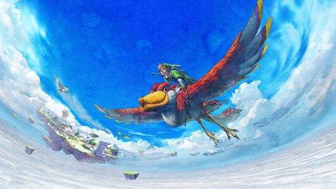 The Legend of Zelda: Skyward Sword HD, the preview