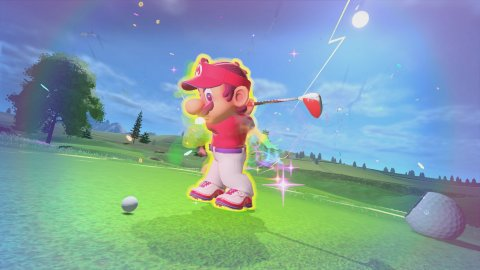 Mario Golf: Super Rush, the preview