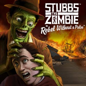 Stubbs the Zombie in Rebel Without a Pulse per Xbox Series X