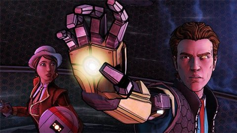 Tales from the Borderlands: the launch trailer for the Nintendo Switch version