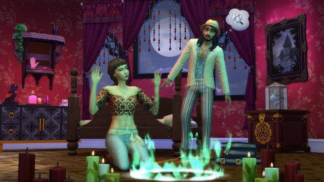 The Sims 4: Fenomeni Paranormali