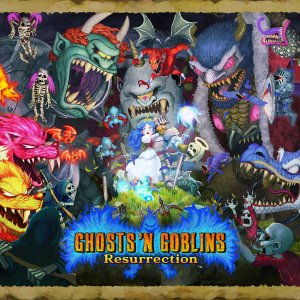 Ghosts 'n Goblins Resurrection per Nintendo Switch