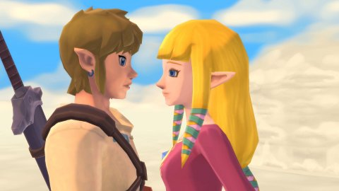 Zelda Skyward Sword HD available at a discount on Amazon, is already the best-selling