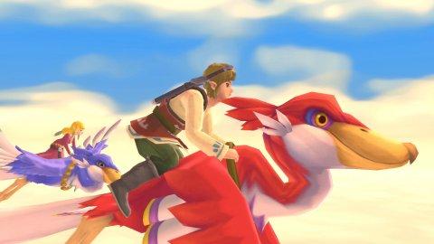 The Legend Of Zelda: Skyward Sword HD was developed by Tantalus Media