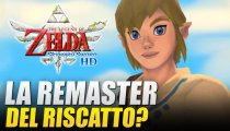 The Legend of Zelda: Skyward Sword HD: Video Anteprima