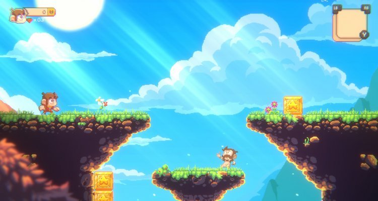 Alex Kidd in Miracle World DX presentato …