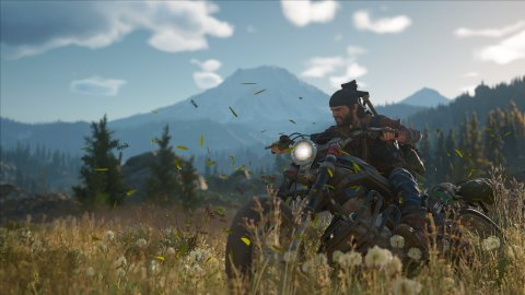 Days Gone: PS5 / PC preliminary comparison video from Sony Bend Studios' open world