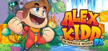 Alex Kidd in Miracle World DX per PlayStation 4