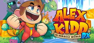 Alex Kidd in Miracle World DX per Nintendo Switch