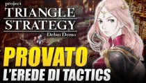 Project Triangle Strategy - Video Anteprima
