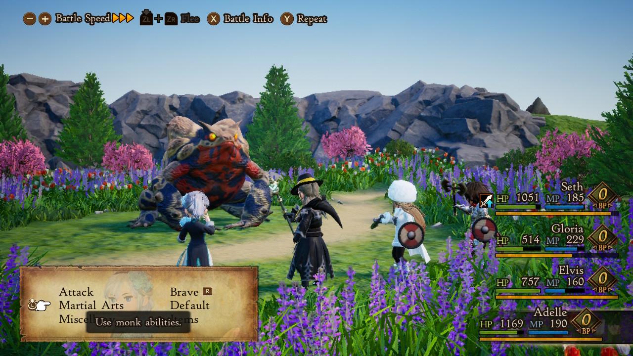 Bravely Default 2: è disponibile in Italia su Nintendo Switch il JRPG di  Square-Enix - Multiplayer.it