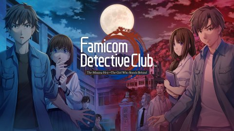 Famicom Detective Club: A look at the detective visual novel of yesteryear