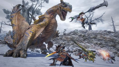 Monster Hunter Rise: bug blocking access to saves, Capcom is fixing