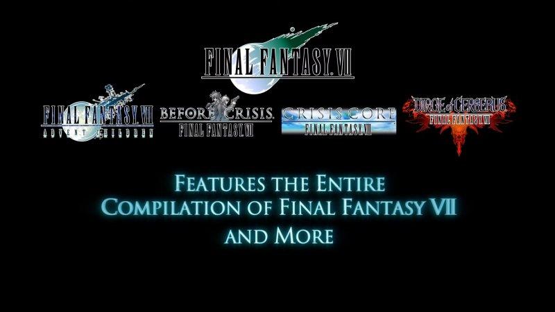 Final Fantasy 7 Ever Crisis: i giochi inclusi