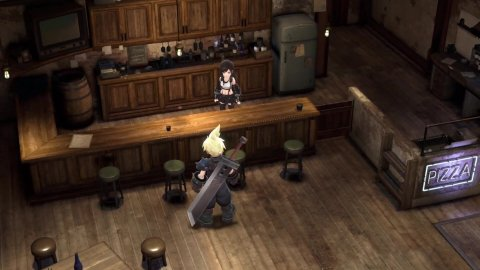 Final Fantasy 7 Ever Crisis: Weapons will be randomly given with prize crates
