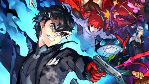 PlayStation Store: Persona 5 Strikers and The Sinking City