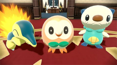 Pokémon Legends: Arceus, the new preview