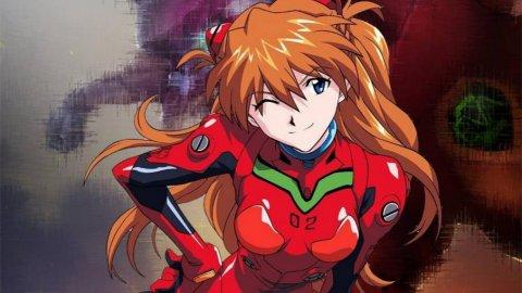 Neon Genesis Evangelion: Asuka's cosplay signed by memepantazis is very fitting