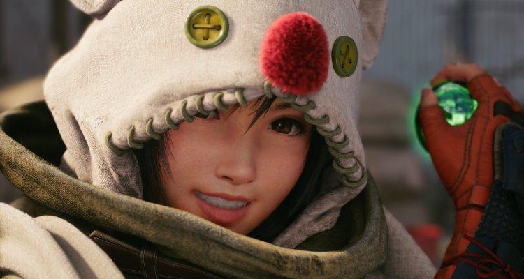 Final Fantasy VII Remake Intergrade, ant …