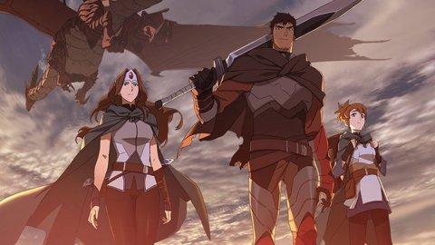 Dota: Dragon's Blood, the Netflix series has a new presentation trailer