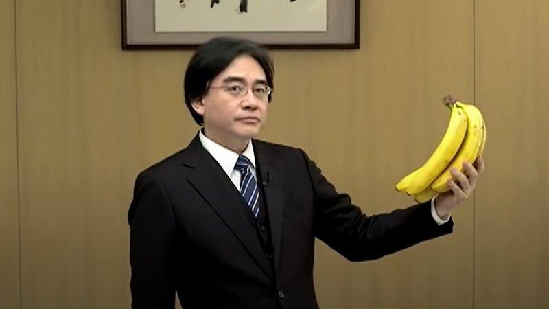 Satoru Iwata ya lo entendió todo.