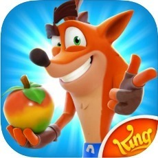 Crash Bandicoot: On the Run! per iPad