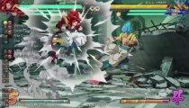 Dragon Ball FighterZ - Il gameplay di Gogeta SS4