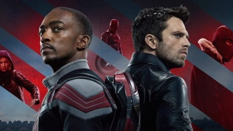 Falcon and the Winter Soldier, two new videos from the Disney + series
