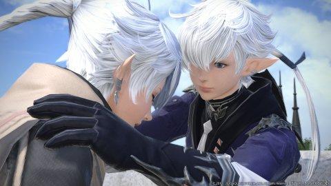 Final Fantasy 14 Endwalker, the benchmark is available for download