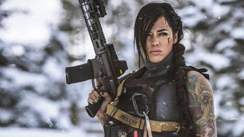 Call of Duty: Warzone, model Alex Zedra discovers and accuses two streamers of cheating