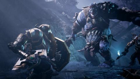 Dungeons & Dragons: Dark Alliance, the tried