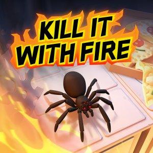 Kill It With Fire per Nintendo Switch