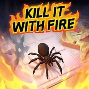 Kill It With Fire per PlayStation 4