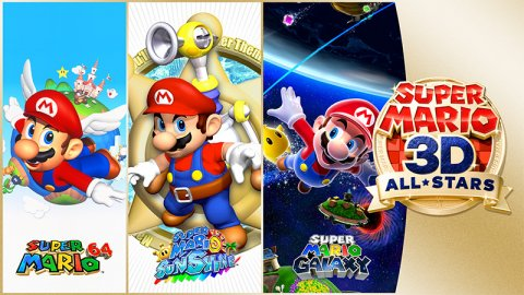 Super Mario 3D All-Stars will be removed from the market later this month, Nintendo recalls