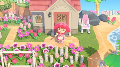 Animal Crossing: New Horizons and Pocket Camp, here are Hello Kitty and the Sanrio characters