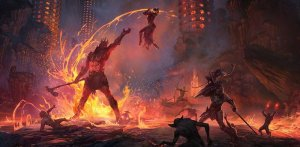 The Elder Scrolls Online: Flames of Ambition per Xbox One