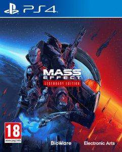 Mass Effect Legendary Edition per PlayStation 4