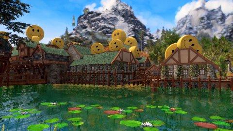 Skyrim: modder accidentally turns Riften into a cheesy city